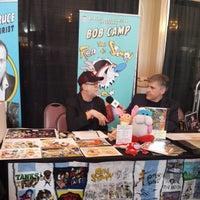 Photo taken at Asbury Park Comic Con by Thomas S. on 4/13/2014