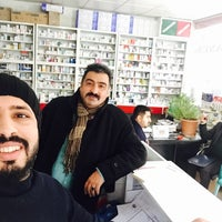 Photo taken at Karacadağ Eczanesi by Januvia C. on 12/19/2016