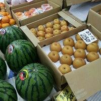 Photo taken at 佐世保朝市 by rantom on 9/20/2015