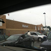 Photo taken at Walmart Supercenter by Kenny S. on 7/27/2013