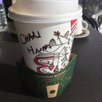 11/21/2017 tarihinde Cihan Y.ziyaretçi tarafından Starbucks'de çekilen fotoğraf