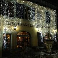 Photo prise au Restaurant du Cheval Blanc par Je suis S. le12/11/2012