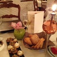 Photo prise au Restaurant du Cheval Blanc par Je suis S. le1/11/2013