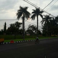 Photo taken at Taman Raflesia (Alun Alun Ciamis) by Dani I. on 7/23/2016