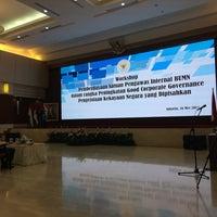 Photo taken at Badan Pemeriksa Keuangan (BPK) RI by Fazar B. on 5/16/2017