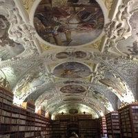 6/14/2013 tarihinde slysziyaretçi tarafından Strahovská knihovna'de çekilen fotoğraf