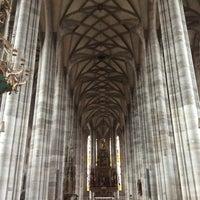 Photo taken at Münster St.Georg Dinkelsbühl by slys on 9/4/2016