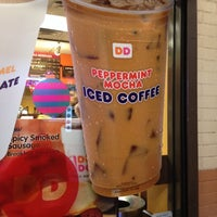 Photo taken at Dunkin' Donuts by Cari on 11/5/2013