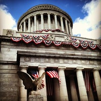 Photo taken at General Grant National Memorial (Grant's Tomb) by Cari on 5/26/2013