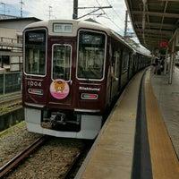 Photo taken at Hibarigaoka-hanayashiki Station (HK51) by あきお 9. on 7/24/2015