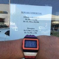 Photo taken at Concesionario Renault Ros Gava by David M. on 10/13/2014