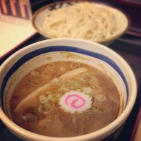 Photo taken at 大勝軒 麺屋こうじ 越谷レイクタウン by くど on 10/3/2012