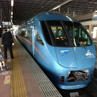 Photo taken at Odawara Station by くど on 5/4/2013
