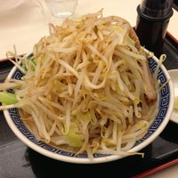 Photo taken at 大勝軒 麺屋こうじ 越谷レイクタウン by くど on 2/4/2013