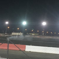 Photo taken at drift 1/4 mile club by JABER A. on 10/15/2015