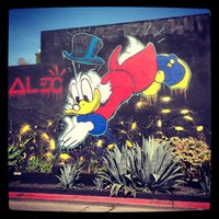 Photo taken at Melrose Avenue Shopping by Trent V. on 4/5/2013