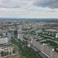 Photo taken at Punkt Widokowy Sky Tower by Ирина О. on 6/20/2014
