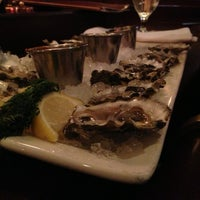 Photo taken at The Brooklyn Seafood, Steak & Oyster House by Ham on 1/27/2013