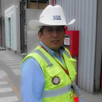 Photo taken at SGS del Perú by Jose Luis P. on 8/6/2015