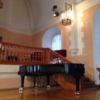 Photo taken at Поморская Государственная Филармония by Elena ☀️ S. on 2/21/2016