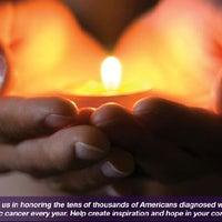 Photo taken at Pancan Glowstick Vigil by Jaime H. on 9/30/2012