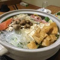 Photo taken at 大衆割烹ことぶき by shioiri on 11/20/2015