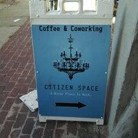 Photo taken at Citizen Space by John O. on 1/21/2014