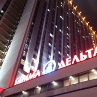 Снимок сделан в Измайлово «Гамма-Дельта» / Izmailovo Gamma Delta Hotel пользователем George 💤 B. 9/15/2013
