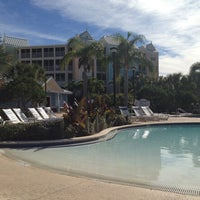 Photo taken at Calypso Cay Resort by Al G. on 12/27/2012