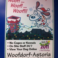 Photo taken at Woofdorf Astoria by Ashley W. on 12/18/2012