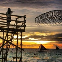Photo taken at Boracay Island by alvin m. on 4/7/2013