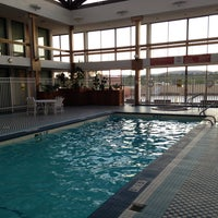 Photo taken at Crowne Plaza Pittsfield-Berkshires by Elena M. on 6/5/2013