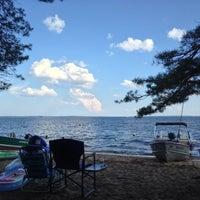 Photo taken at Camp Mikuzis by Elena M. on 7/5/2013