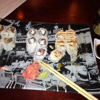Photo taken at Nara Sushi by Elena M. on 5/22/2013
