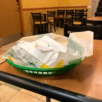 Photo taken at Subway by Carlos K. on 3/1/2018