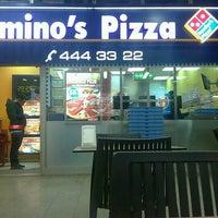 10/18/2016 tarihinde Harun P.ziyaretçi tarafından Domino's Pizza'de çekilen fotoğraf