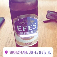 Photo taken at Shakespeare Coffee & Bistro by İlker on 7/29/2017