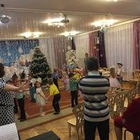 Photo taken at Садик Дюймовочка Химки by Ksenia K. on 12/27/2017