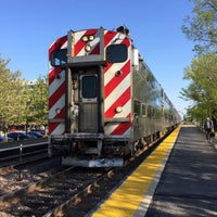 Photo taken at Metra - Highland Park by Timothy S. on 5/16/2016