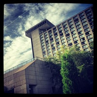 Photo taken at The Westin Kansas City at Crown Center by Timothy S. on 7/28/2013