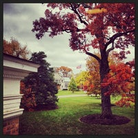 Photo taken at Lake Forest College by Timothy S. on 11/1/2013