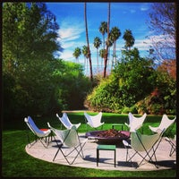Photo taken at Le Parker Méridien Palm Springs by Timothy S. on 2/16/2013
