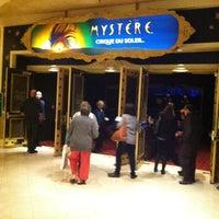 Photo taken at Mystère by Nigel V. on 12/2/2012