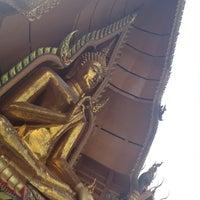Photo taken at Wat Tham Sua by ViVA V. on 12/9/2012