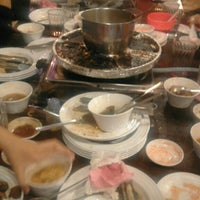 Photo taken at Mak Engku Steamboat & Grill by Fatin S. on 7/10/2015