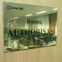 Photo taken at BRI Authorization Section by atjan on 3/15/2013