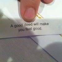 Снимок сделан в Szechwan Chinese Restaurant пользователем Holly C. 12/30/2012