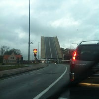 Photo taken at Herdersbrug by stijn s. on 10/16/2012