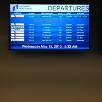 Photo taken at Terminal 3 by Taneshia C. on 5/15/2013