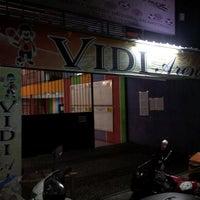 Photo taken at Vidi Arena Futsal by henry d. on 9/23/2014